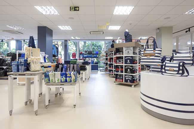 PUCRS Store 1 - PUCRS Store: novo conceito de loja com a marca da Universidade