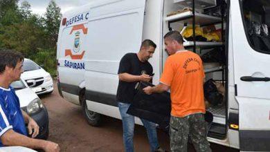 Prefeitura de Sapiranga 1 390x220 - Prefeitura de Sapiranga auxilia famílias atingidas pelo temporal