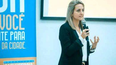 Presidente Simone Leite da Federasul 390x220 - Simone Leite destaca importância da Reforma da Previdência