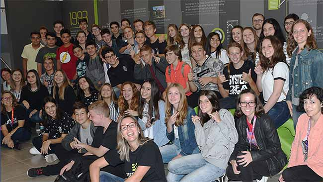Programa Talentos do Tecnosinos - Programa Talentos do Tecnosinos aproxima jovens do ambiente de inovação