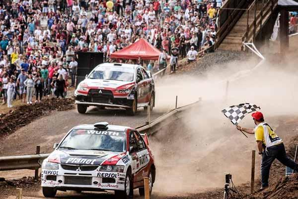 Rally de Erechim 2019 - Equipes se preparam para garantir a segurança no Rally de Erechim