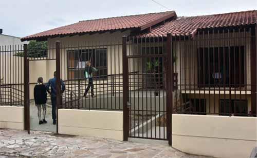Residencial fica localizado na Rua Quaraí 197 no bairro Boa Vista - Saúde Mental: Novo Hamburgo inaugura Residencial Terapêutico