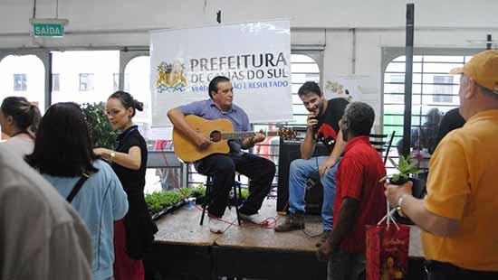Restaurante Popular de Caxias do Sul 7 - Dia da Cidadania atrai quase 800 pessoas ao Restaurante Popular de Caxias