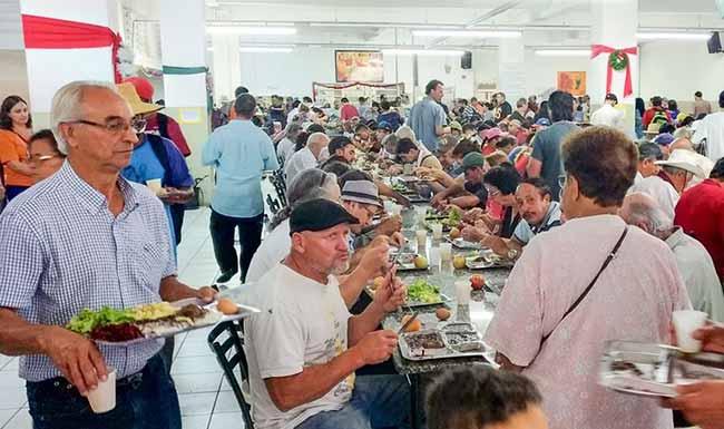 Restaurante Popular em Caxias do Sul - Restaurante Popular promove Dia da Cidadania em Caxias do Sul