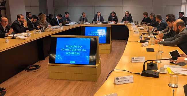 Reunião CG - Comitê Gestor da ICP-Brasil vai simplificar emissão da certificação digital