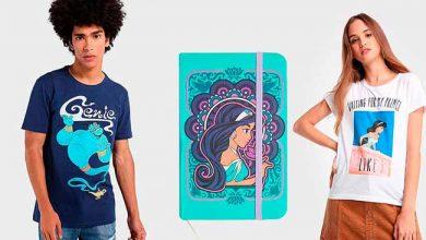 Riachuelo Camiseta Gênio Aladdin Disney R3990 1 390x220 - Riachuelo apresenta coleção Aladdin