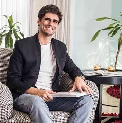 Rodrigo Kirck - Arquiteto premiado internacionalmente palestra na UniAvan