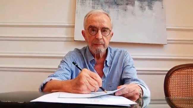 Rui Spohr - Rui Spohr, padrinho do curso de Moda da Feevale, morre aos 89 anos