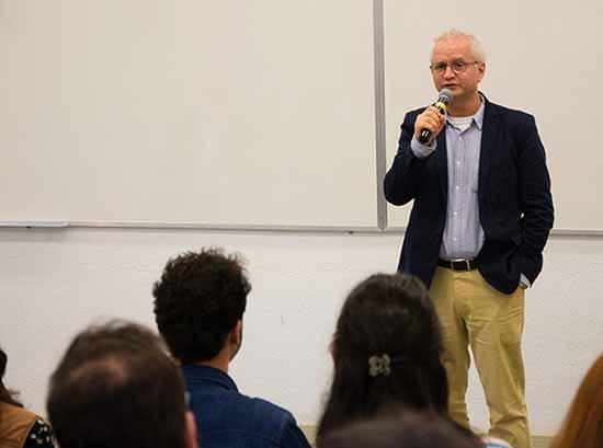 Sérgio Mariucci é o novo diretor 1 - Sérgio Mariucci é o novo diretor da Unidade Acadêmica de Graduação da Unisinos