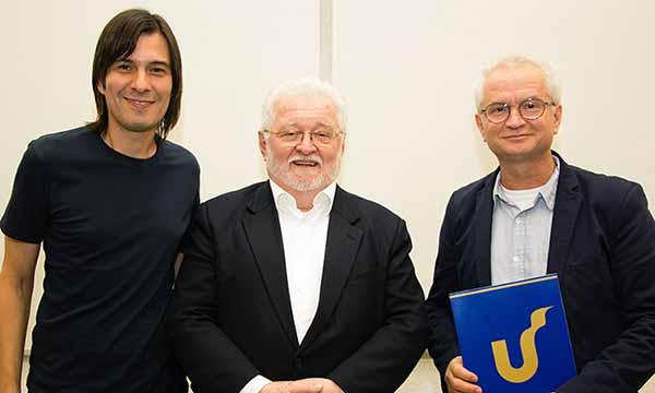 Sérgio Mariucci é o novo diretor 2 - Sérgio Mariucci é o novo diretor da Unidade Acadêmica de Graduação da Unisinos
