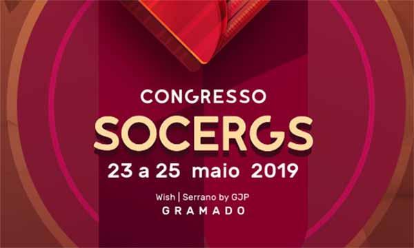SOCERGS CONGRESSO - Santa Casa levará especialista internacional para o Congresso SOCERGS 2019