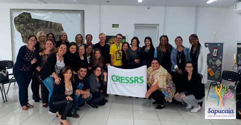 SUAS 3 - Sistema Único de Assistência Social é tema de formação em Sapucaia do Sul