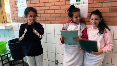 Semáforo da Alimentação3 390x220 - Estudantes de Porto Alegre avaliam consumo de alimentos na escola