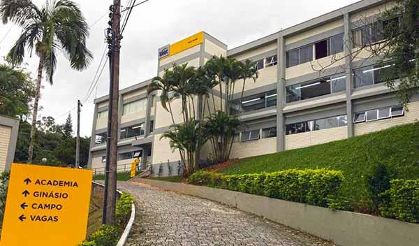 Sesc Vila Nova será inaugurado em Blumenau - Sesc Vila Nova será inaugurado em Blumenau nesta segunda-feira (13/05)