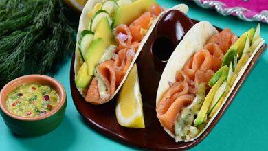 Taco Salmão Gravlax  390x220 - Guacamole Cocina Mexicana lança novas versões de tacos