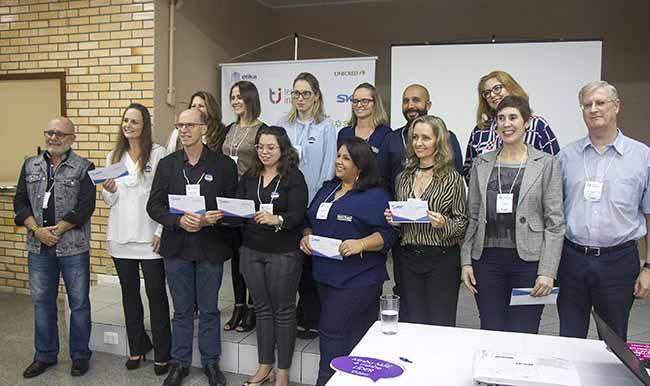 Terça Integração Maio EGP 10 - Associação Comercial de São Leopoldo recebe novos associados
