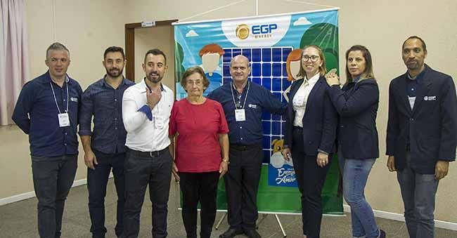 Terça Integração Maio EGP 26 - EGP Energy promoveu Terça da Integração na ACIST-SL