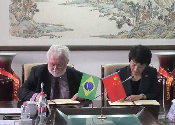 Unisinos assina convênio de cooperação com ECNU 1 - Unisinos assina convênio de cooperação com ECNU em Xangai