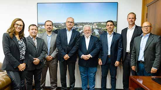 Unisinos e Vivante assinam renovação 2 - Unisinos e Vivante renovam contrato de serviços