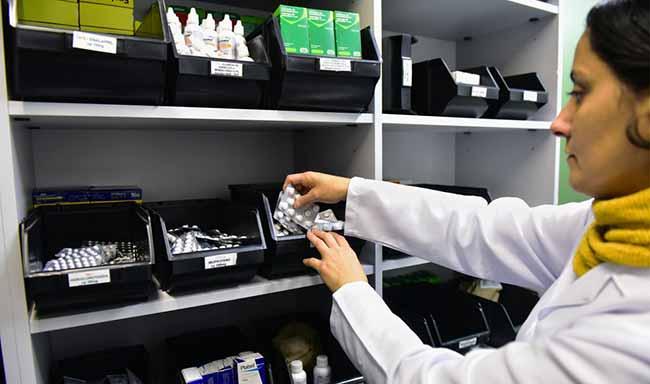 Uso Racional de Medicamentos 1 - Caxias do Sul realiza Semana do Uso Racional de Medicamentos