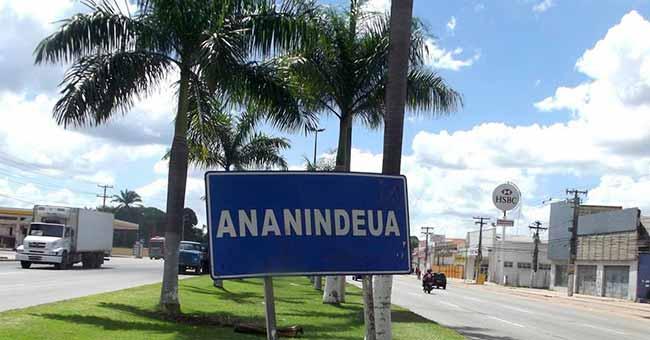 ananindeua 5 - Cinco cidades são anunciadas para programa de enfrentamento à criminalidade
