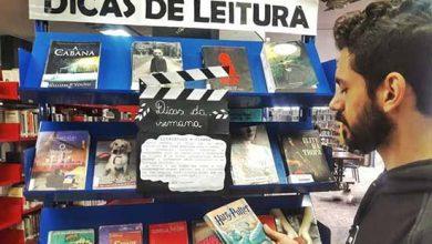 biblioteca pública São Leopoldo livros 390x220 - Livros que inspiraram o cinema na Biblioteca Municipal de São Leopoldo