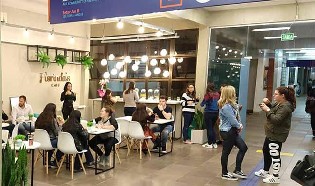 café no Campus São Leopoldo - Inaugura novo café no Campus São Leopoldo da Unisinos