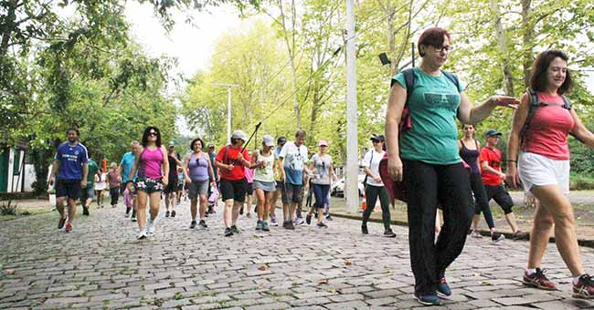 caminhada ecologica ivoti - 3ª Caminhada Ecológica de Ivoti acontece dia 8