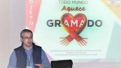 campanha do agasalho 2019 em Gramado 1 390x220 - Lançada campanha do agasalho 2019 em Gramado