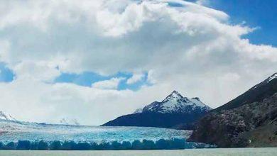 campo de gelo 390x220 - Campo de gelo se rompe na Patagônia chilena