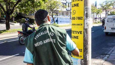 cart 390x220 - Colar cartazes sem autorização em Porto Alegre pode gerar multa de R$ 12 mil