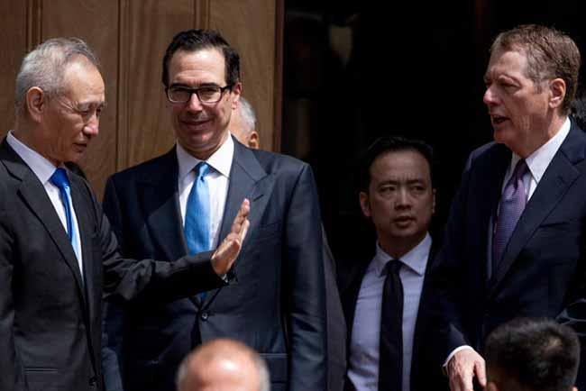chi - China aumenta tarifas sobre produtos dos EUA