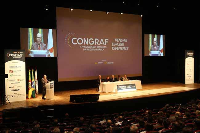 congraf - Representantes da indústria gráfica debatem o futuro do setor na FIERGS