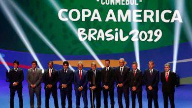 conmebol 390x220 - Torcedores violentos não poderão acompanhar jogos da Copa América