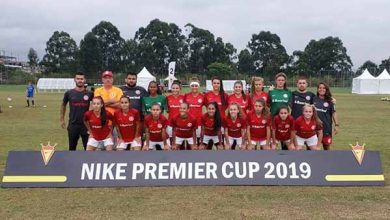 Photo of Gurias Coloradas do Sub-17 vencem e seguem na Copa Nike Feminina