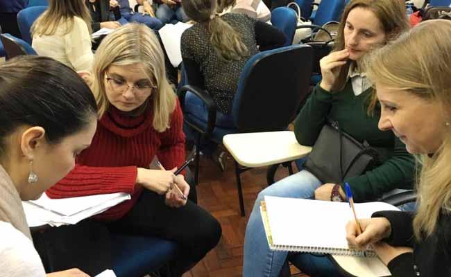 curso sobre educação inclusiva - Novo Hamburgo: SMED realiza curso sobre educação inclusiva