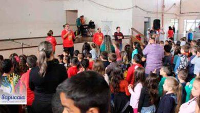 desafiosapucaia 390x220 - Dia do Desafio mobilizou Sapucaia do Sul