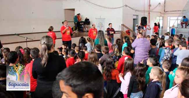 desafiosapucaia - Dia do Desafio mobilizou Sapucaia do Sul