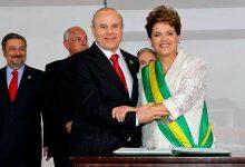 dilma rousseff guido mantega 220x150 - Guido Mantega vira réu por fraudes de R$ 8 bilhões no BNDES