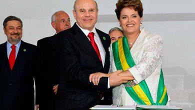 dilma rousseff guido mantega 390x220 - Guido Mantega vira réu por fraudes de R$ 8 bilhões no BNDES
