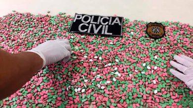 ecstasy sl 390x220 - Grande apreensão de ecstasy em São Leopoldo