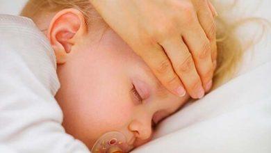 febeb 390x220 - Sintomas de bronquiolite aguda em bebês