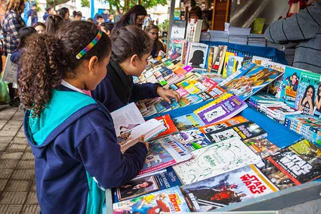 feiracanoas - 5ª Feira do Livro de Canoas divulga programação oficial