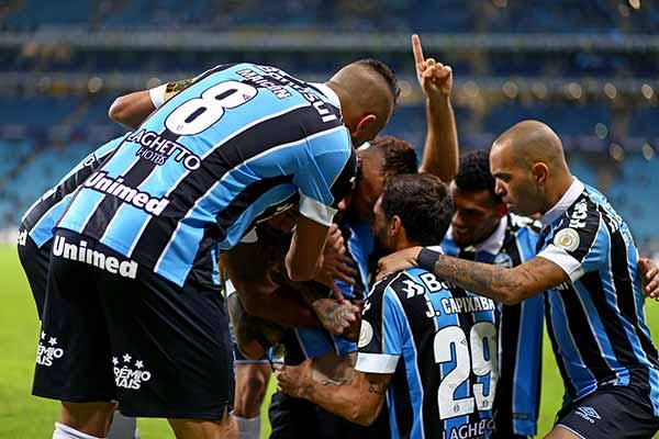 grêmio vence atlético mineiro - Grêmio vence o Atlético-MG na Arena pelo Brasileirão