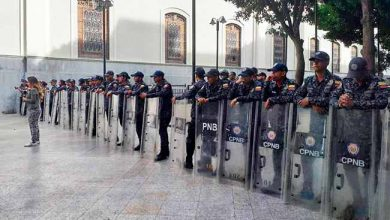 Photo of Assembleia Nacional e gabinete de Guaidó são invadidos