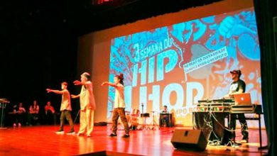 hiphopcampobom 390x220 - Semana do Hip-Hop lota teatro do CEI em Campo Bom