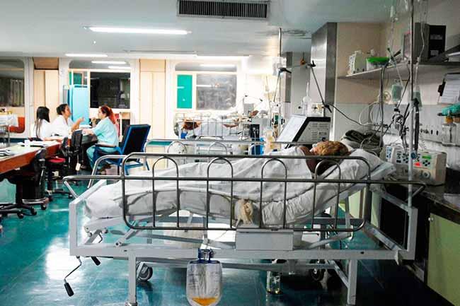 hospitais públicos - Conselho Federal de Medicina aponta irregularidades em hospitais públicos