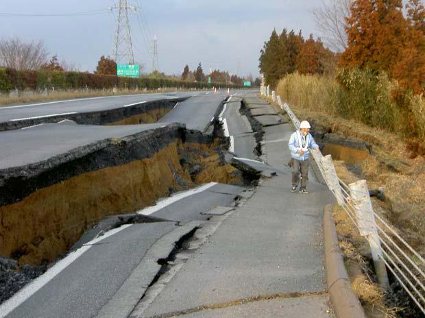 japao terremoto - Terremoto de magnitude 6,3 é registrado no Japão