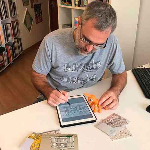 leandro foto - Patrimônio de Pelotas será representado na Fenadoce 2019 com arte e tecnologia