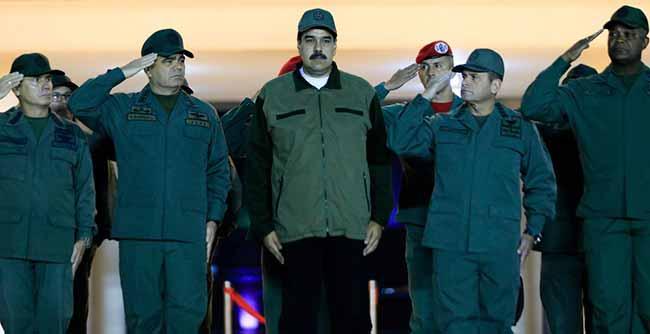 maduro - Maduro volta a ameaçar líderes da oposição